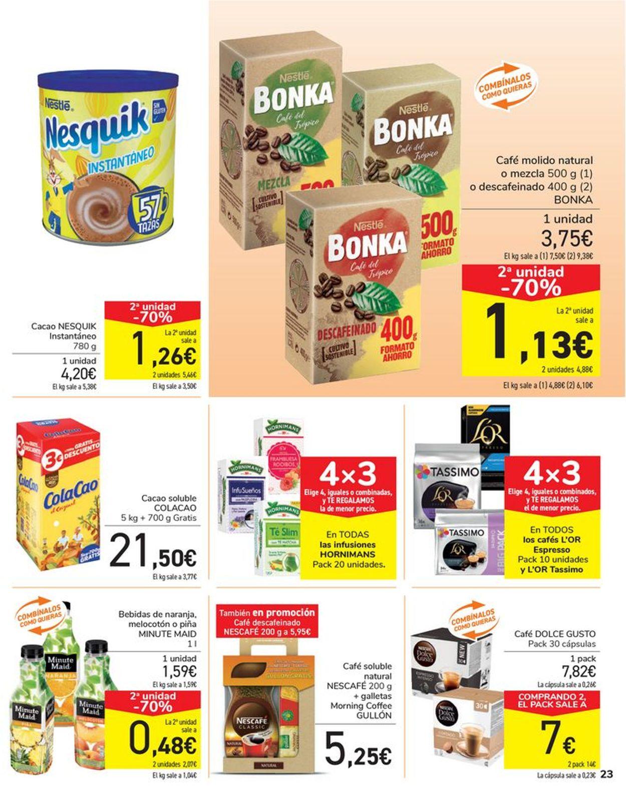 Carrefour Folleto - 28.01-11.02.2021 (Página 23)