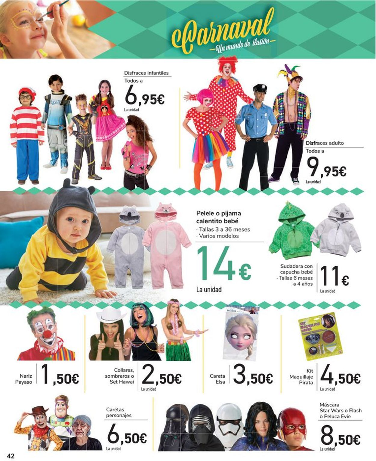 Carrefour Folleto - 28.01-11.02.2021 (Página 42)
