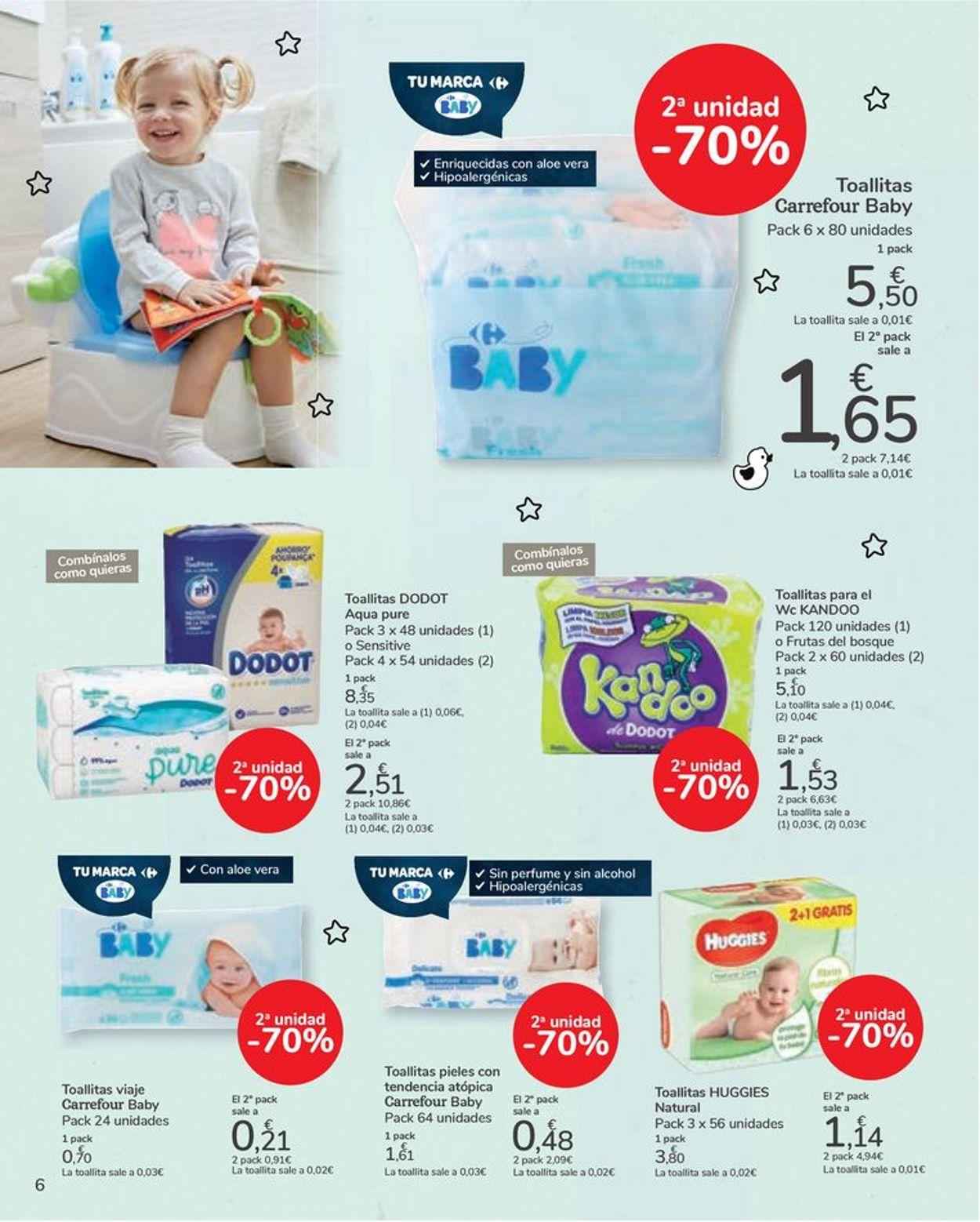 Carrefour Bebé 2021 Folleto - 29.01-22.02.2021 (Página 6)