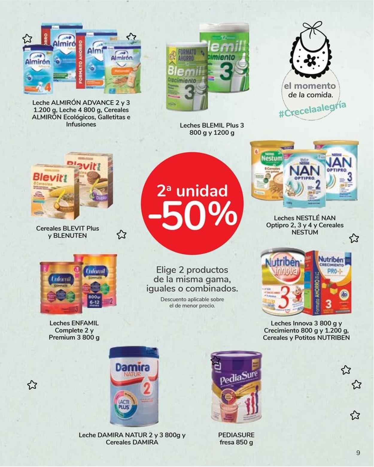 Carrefour Bebé 2021 Folleto - 29.01-22.02.2021 (Página 9)