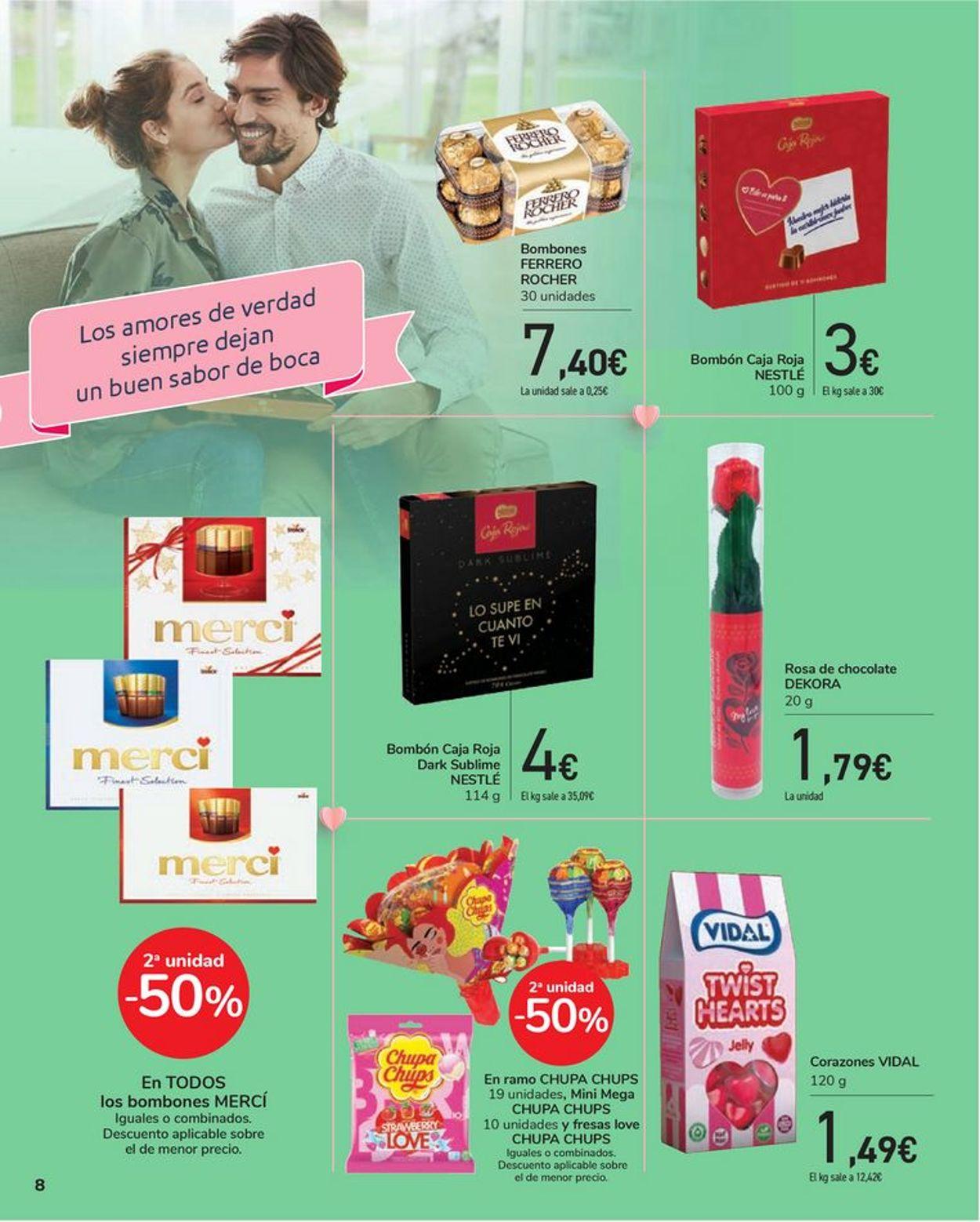 Carrefour Folleto - 02.02-14.02.2021 (Página 8)