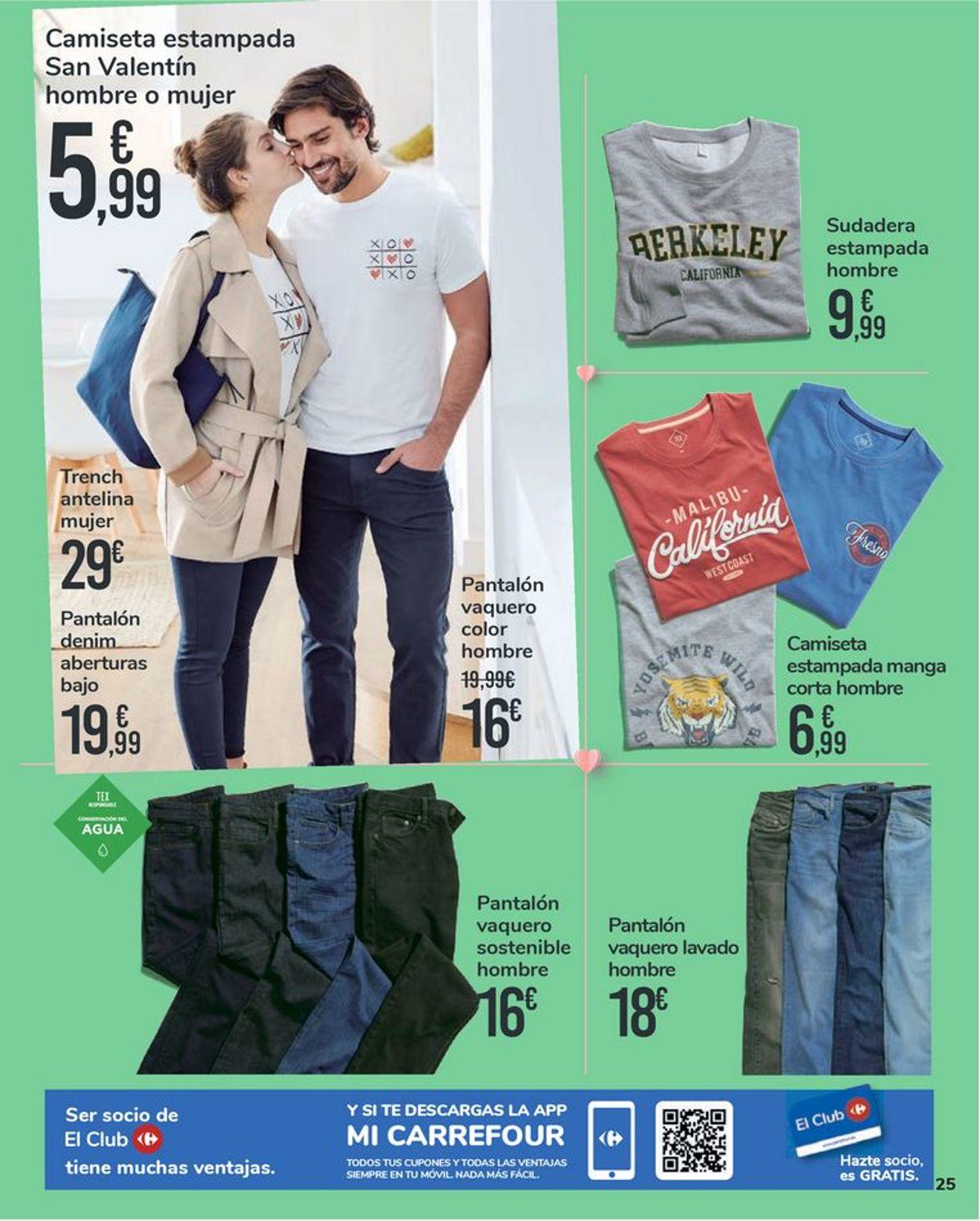 Carrefour Folleto - 02.02-14.02.2021 (Página 25)
