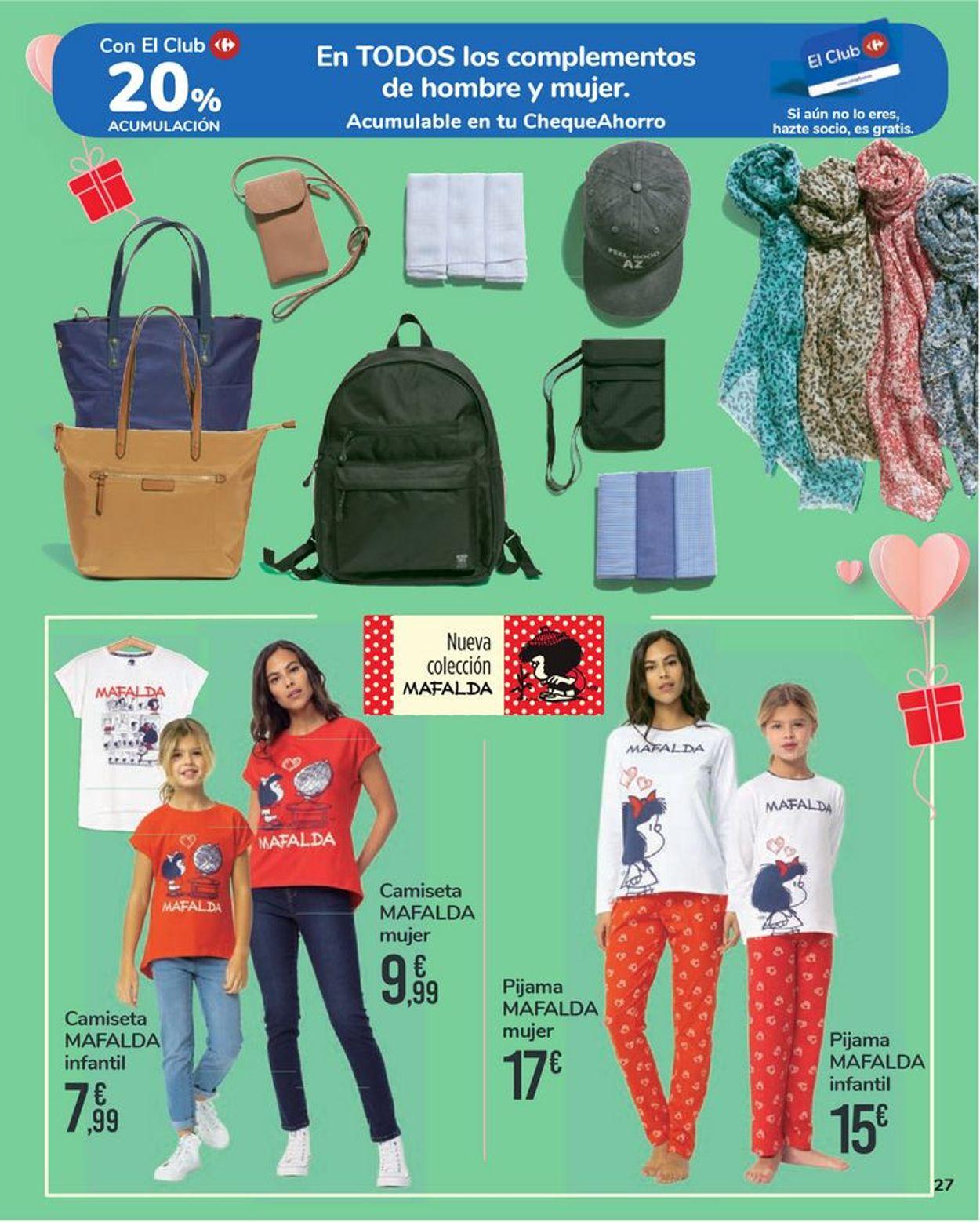 Carrefour Folleto - 02.02-14.02.2021 (Página 27)