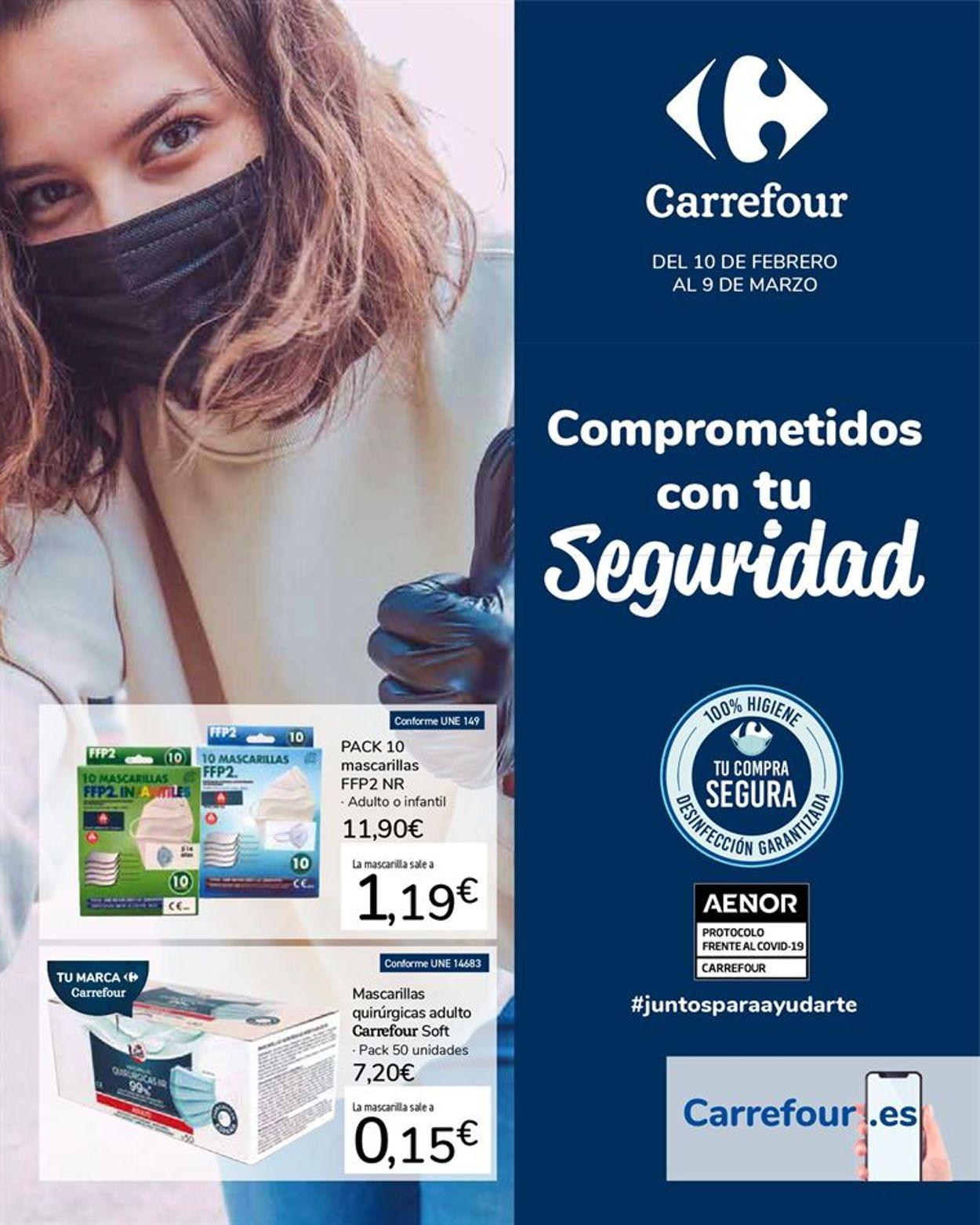 Carrefour Folleto - 10.02-09.03.2021