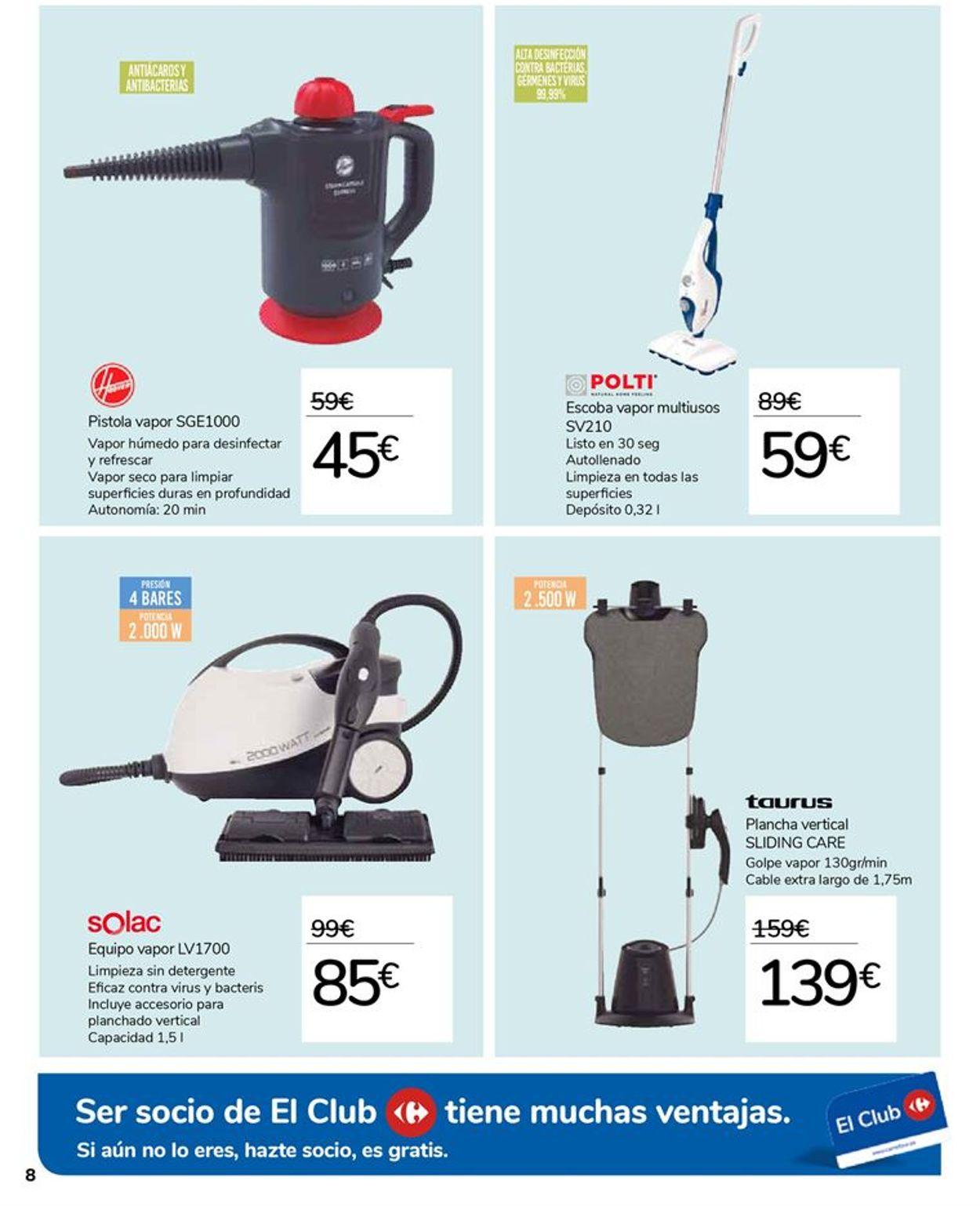 Carrefour Folleto - 10.02-09.03.2021 (Página 8)