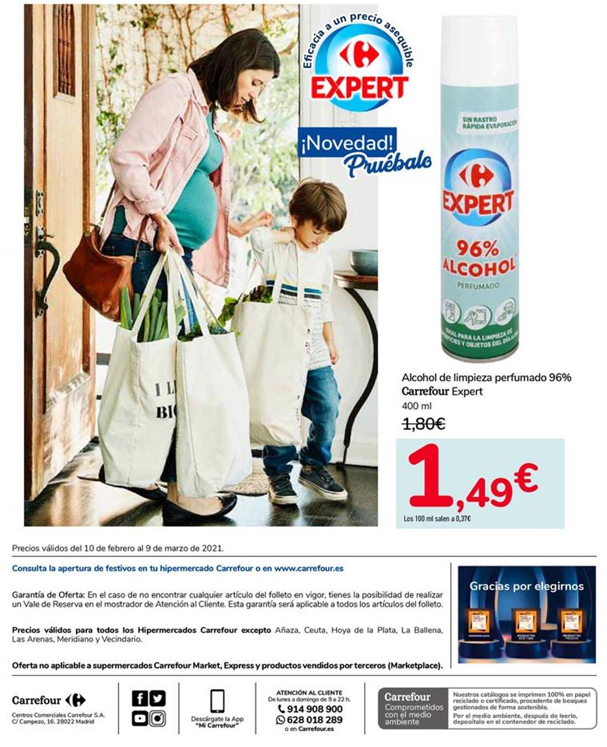 Carrefour Folleto - 10.02-09.03.2021 (Página 11)