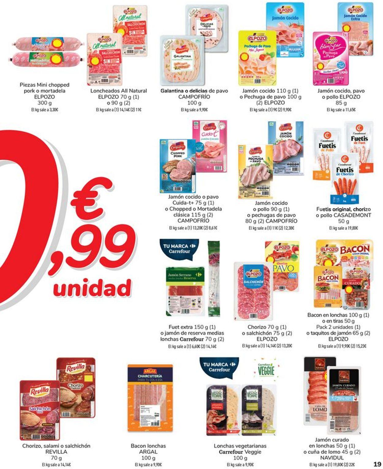 Carrefour Folleto - 12.02-23.02.2021 (Página 19)