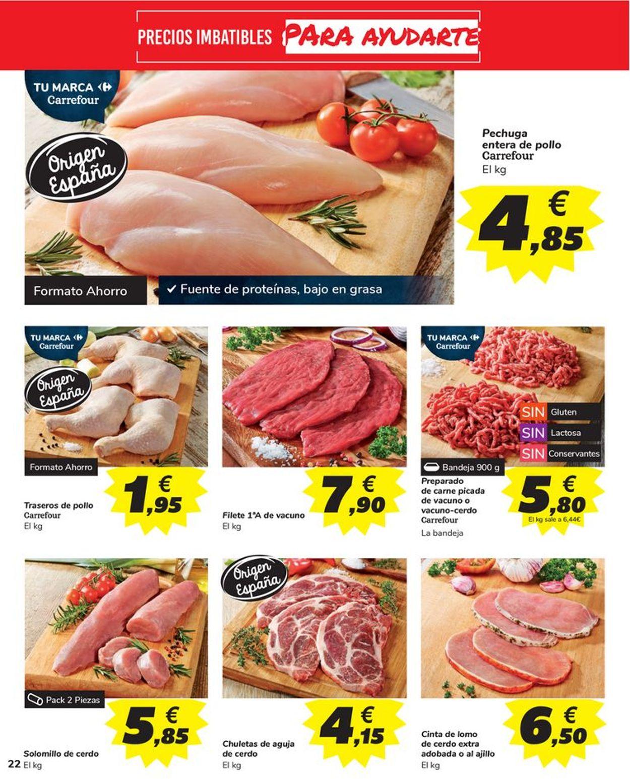 Carrefour Folleto - 12.02-23.02.2021 (Página 22)