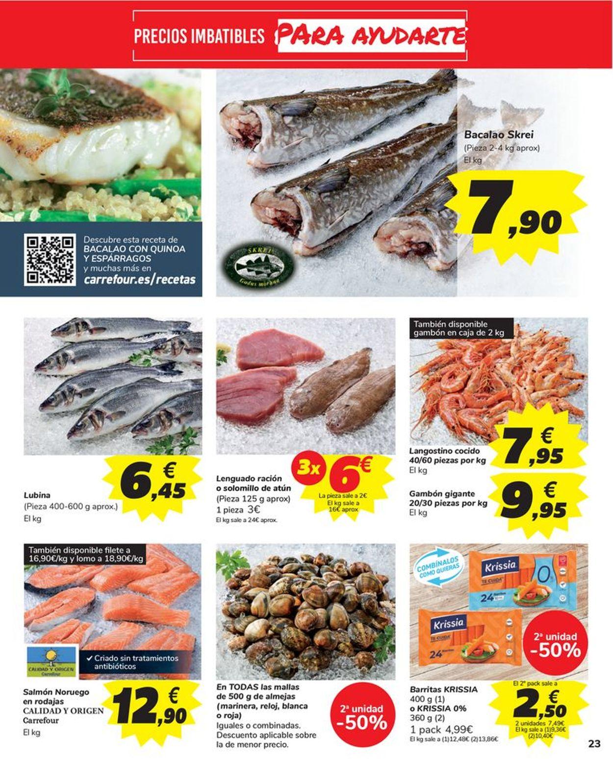 Carrefour Folleto - 12.02-23.02.2021 (Página 23)