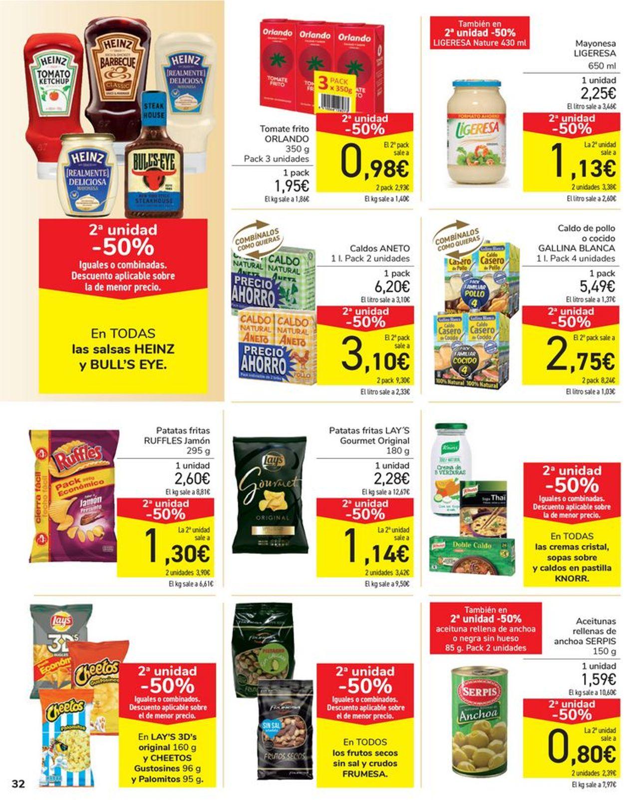 Carrefour Folleto - 12.02-23.02.2021 (Página 32)