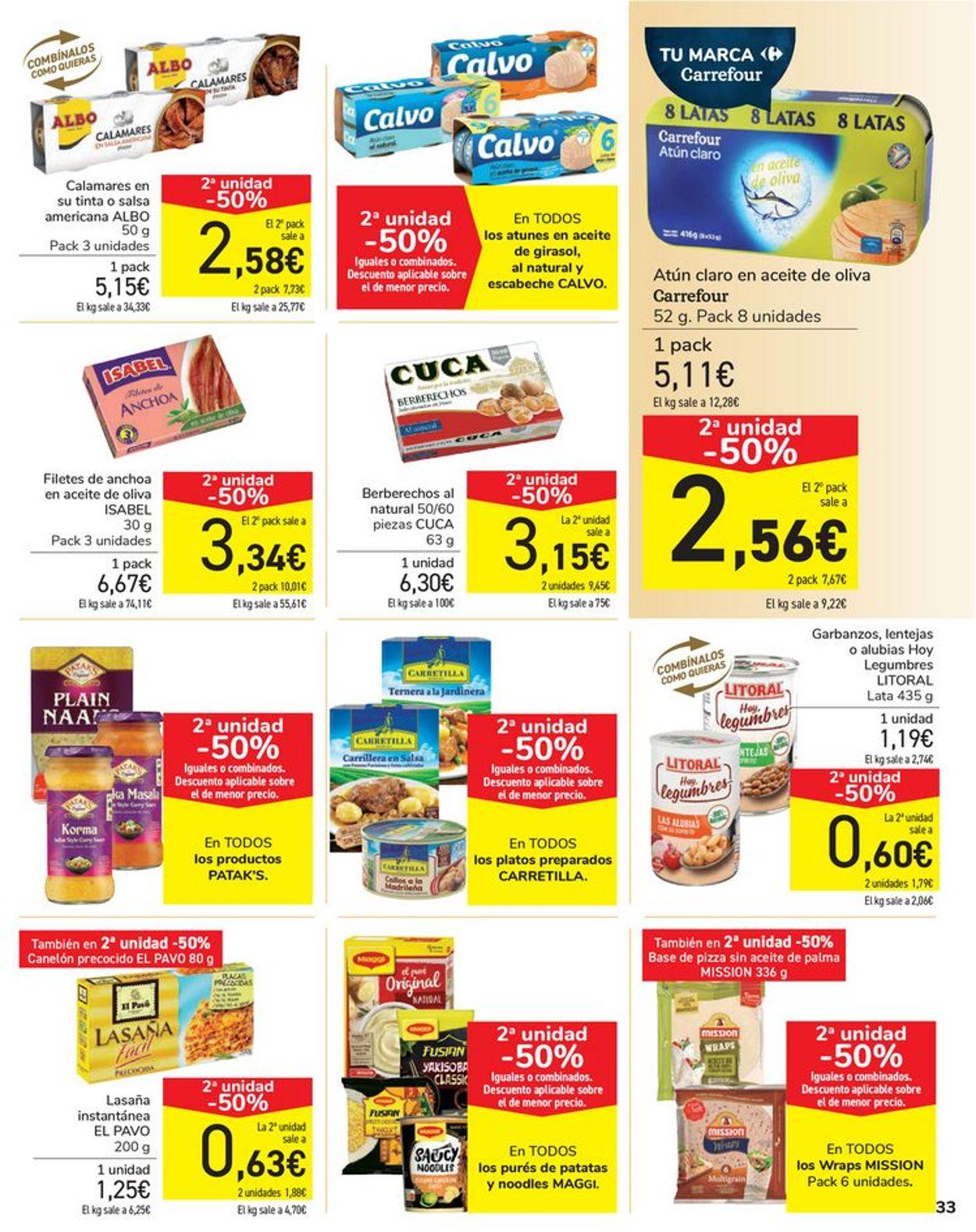 Carrefour Folleto - 12.02-23.02.2021 (Página 33)