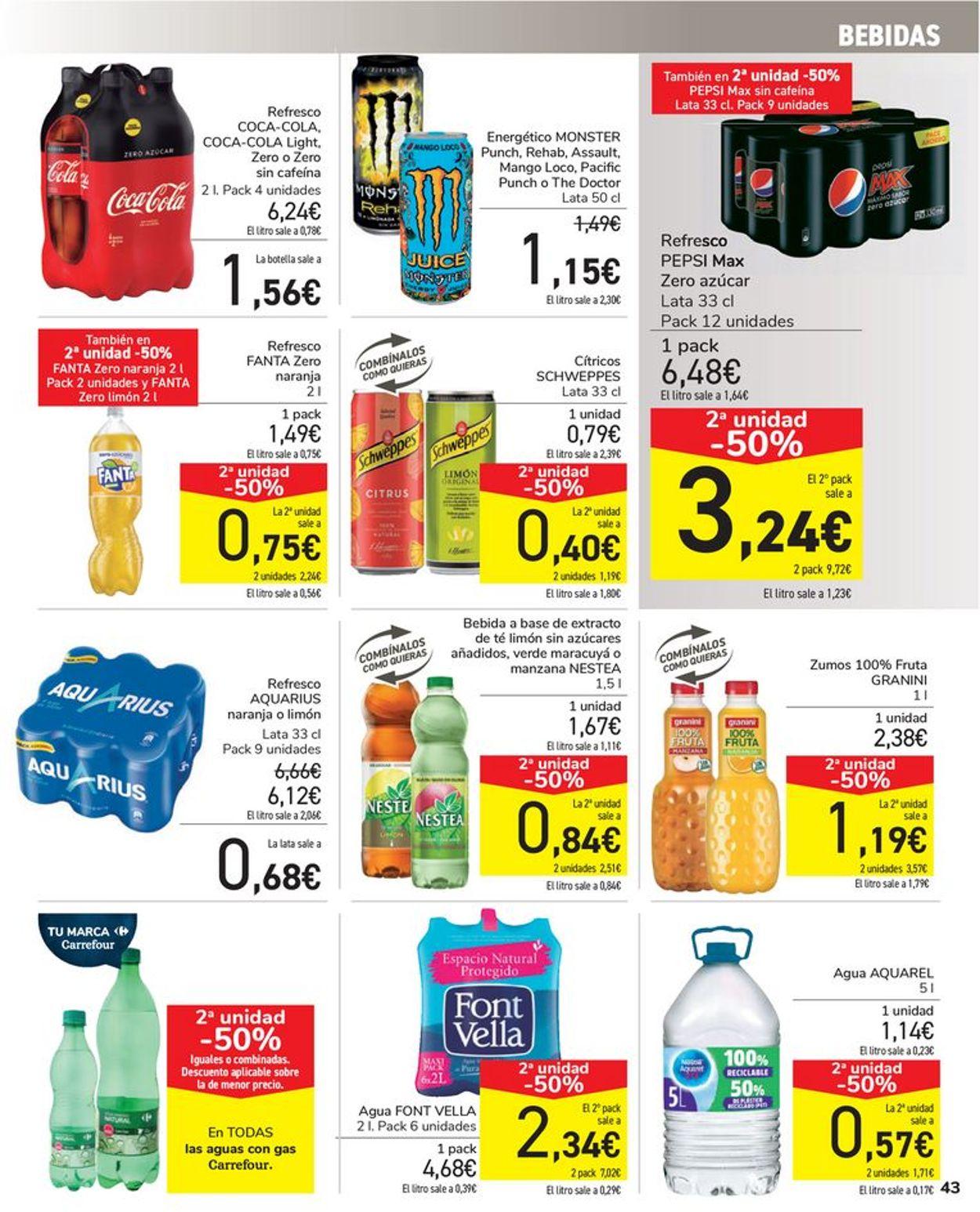 Carrefour Folleto - 12.02-23.02.2021 (Página 43)