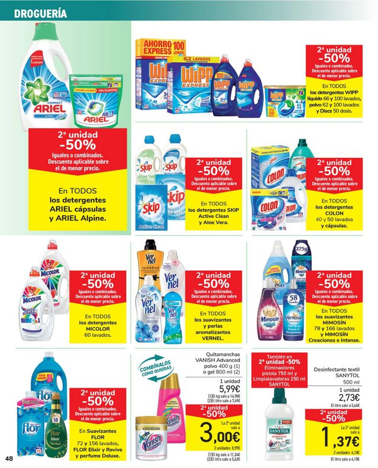Carrefour Folleto - 12.02-23.02.2021 (Página 48)
