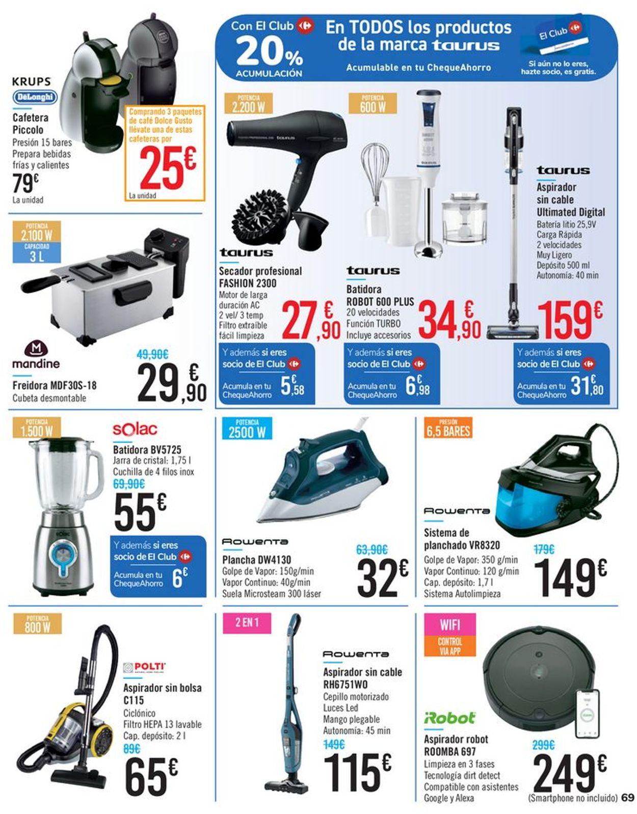 Carrefour Folleto - 12.02-23.02.2021 (Página 69)