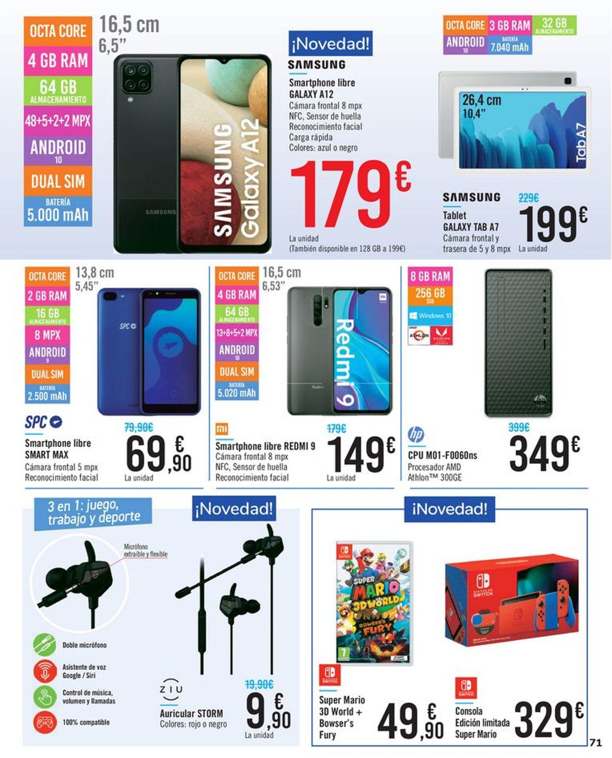 Carrefour Folleto - 12.02-23.02.2021 (Página 71)