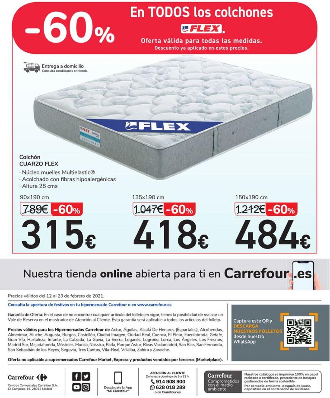 Carrefour Folleto - 12.02-23.02.2021 (Página 72)