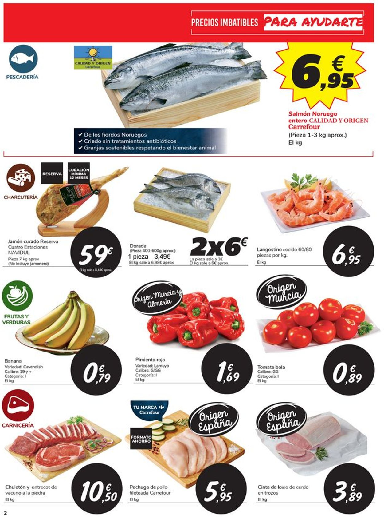 Carrefour Folleto - 17.02-23.02.2021 (Página 2)