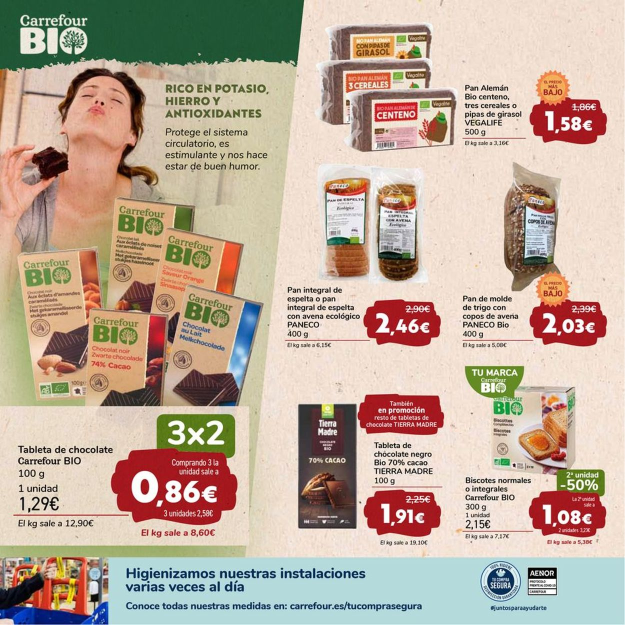 Carrefour BIO Folleto - 18.02-11.03.2021 (Página 20)
