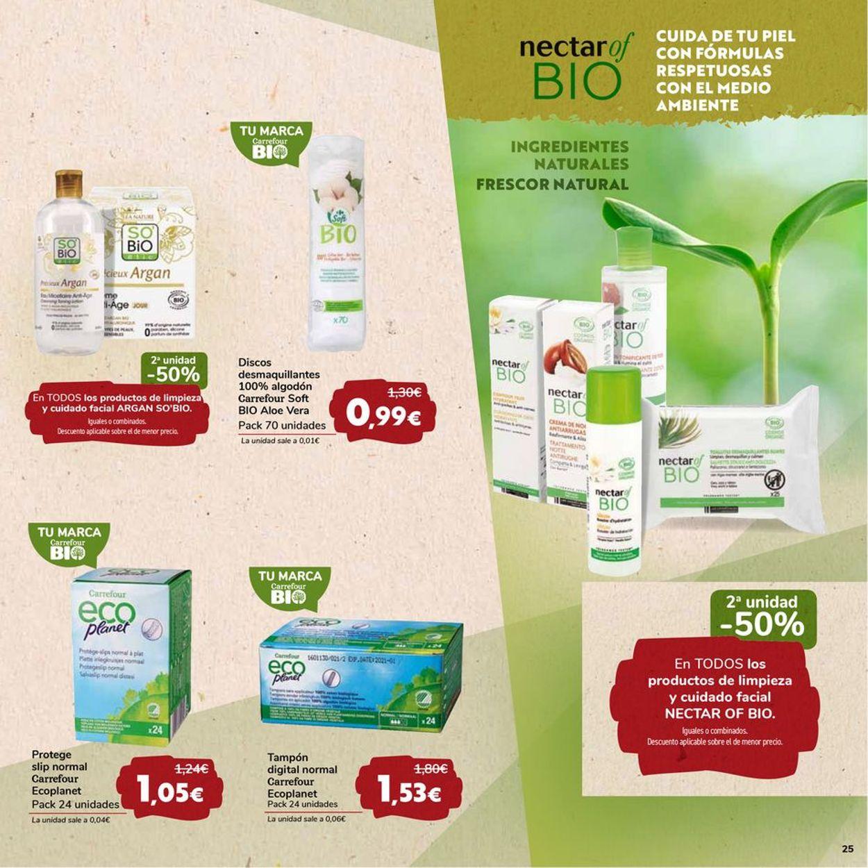 Carrefour BIO Folleto - 18.02-11.03.2021 (Página 25)