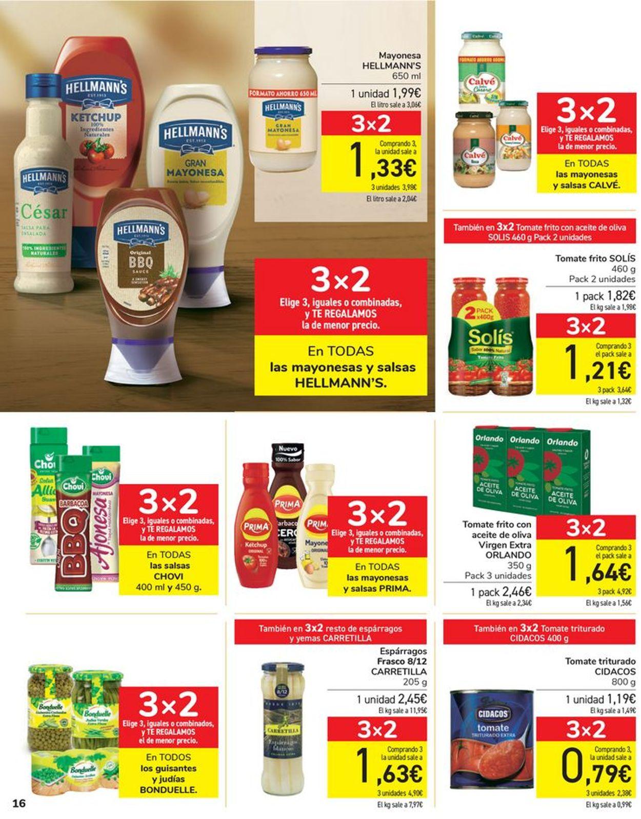 Carrefour Folleto - 24.02-11.03.2021 (Página 16)