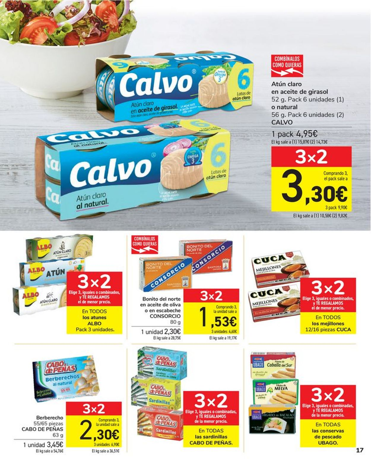Carrefour Folleto - 24.02-11.03.2021 (Página 17)