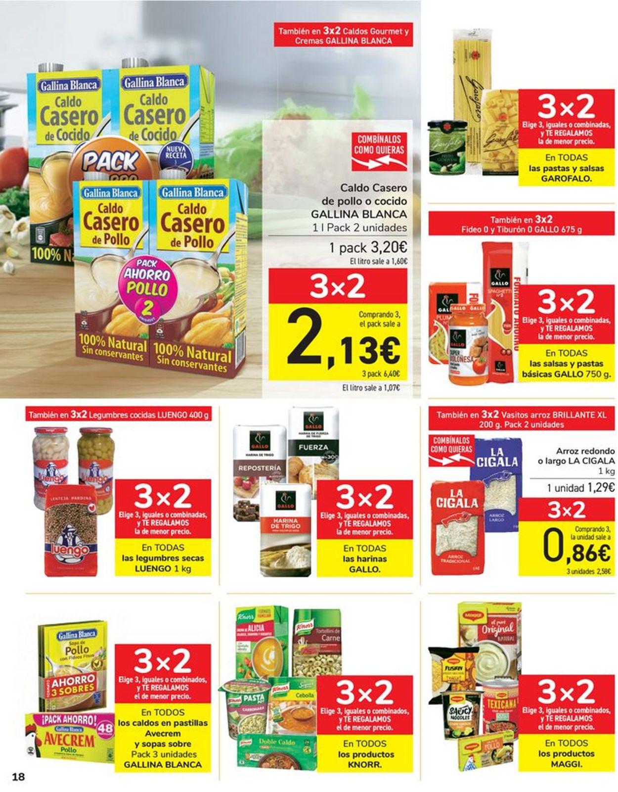 Carrefour Folleto - 24.02-11.03.2021 (Página 18)