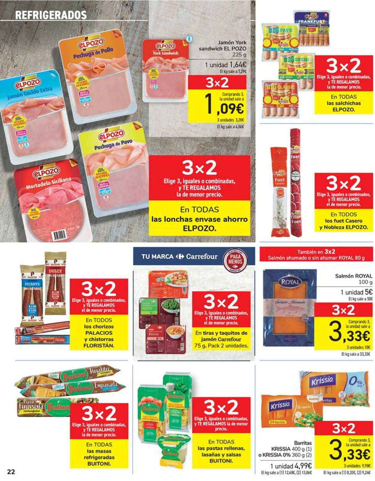 Carrefour Folleto - 24.02-11.03.2021 (Página 22)
