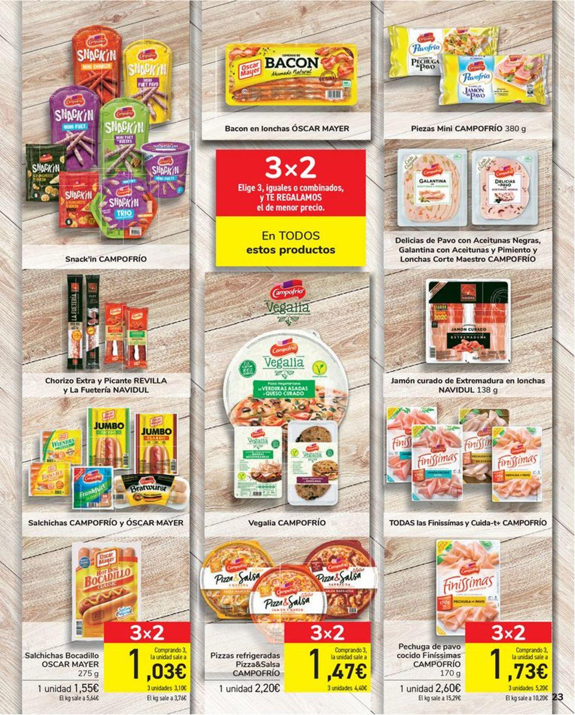 Carrefour Folleto - 24.02-11.03.2021 (Página 23)