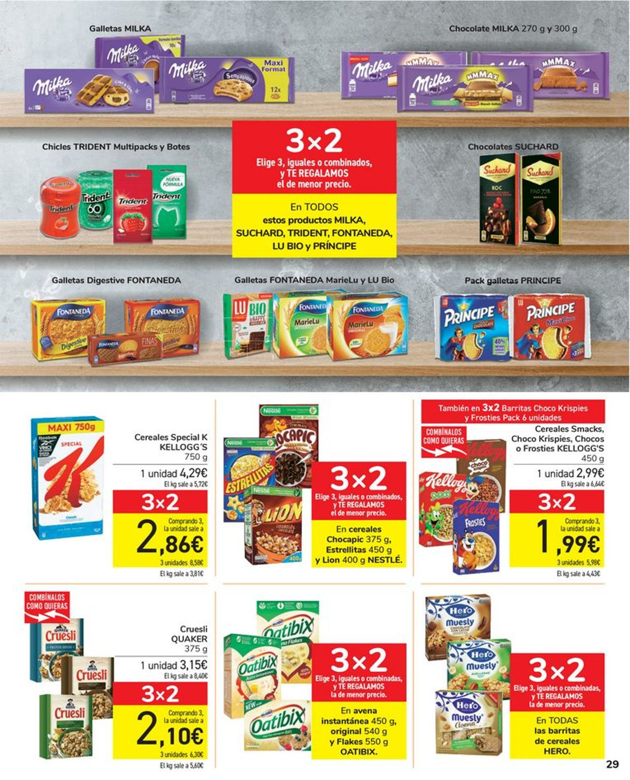 Carrefour Folleto - 24.02-11.03.2021 (Página 29)