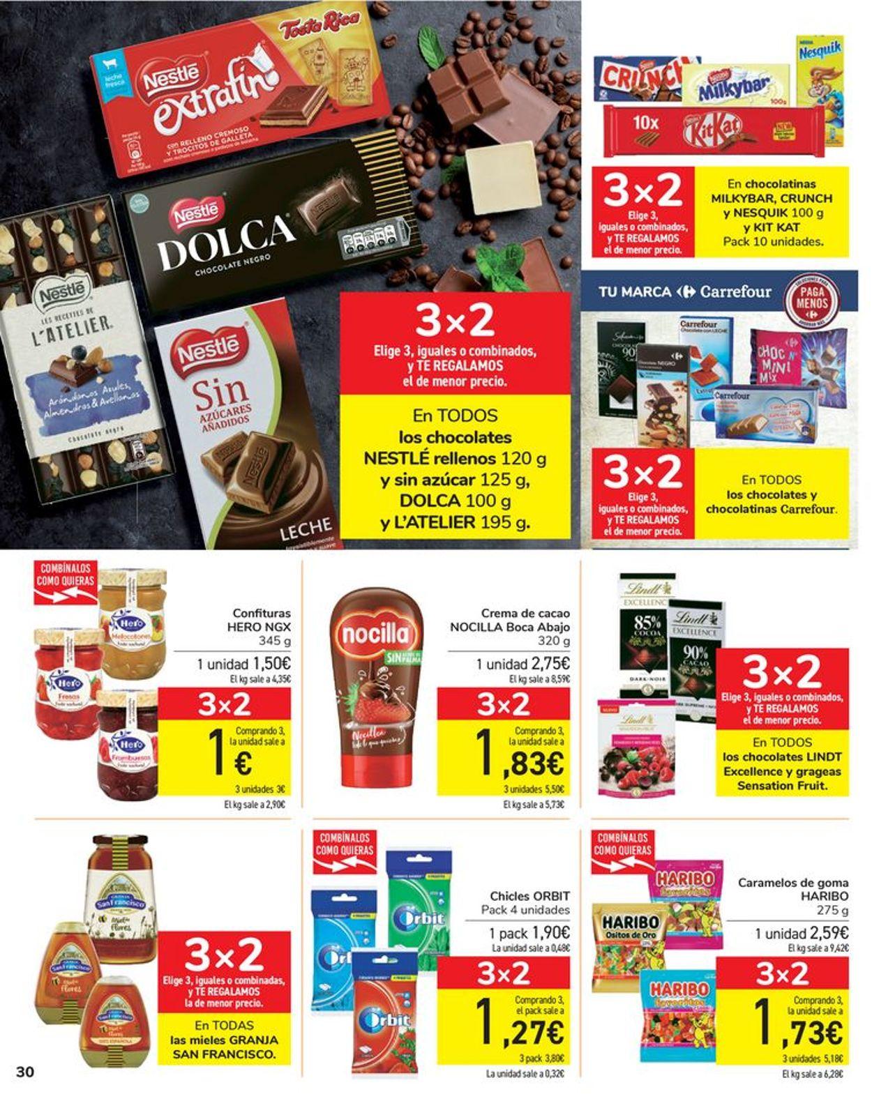 Carrefour Folleto - 24.02-11.03.2021 (Página 30)