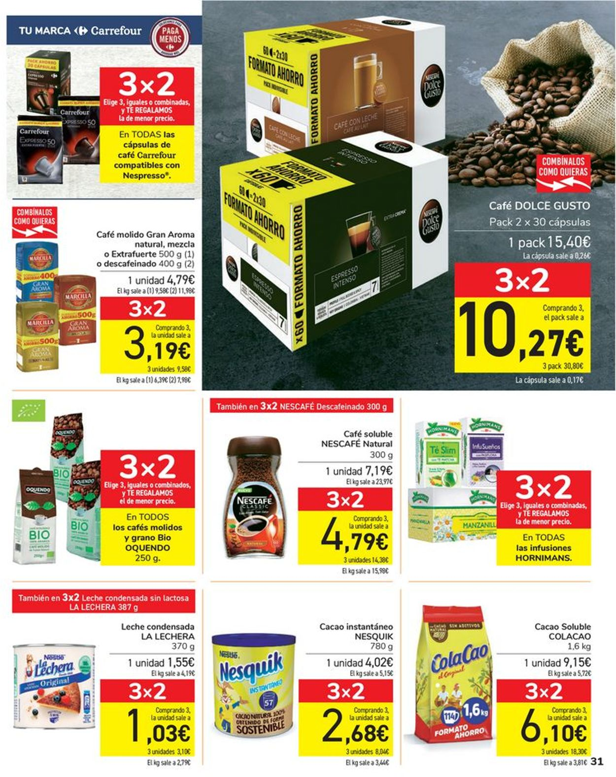 Carrefour Folleto - 24.02-11.03.2021 (Página 31)
