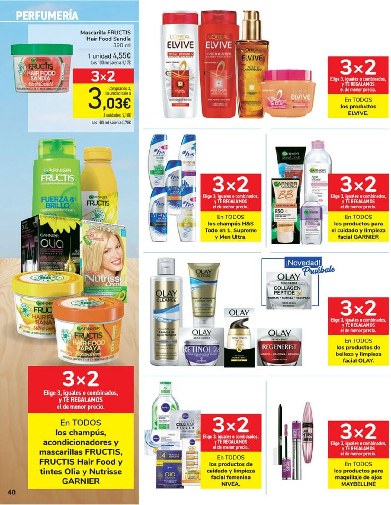 Carrefour Folleto - 24.02-11.03.2021 (Página 40)