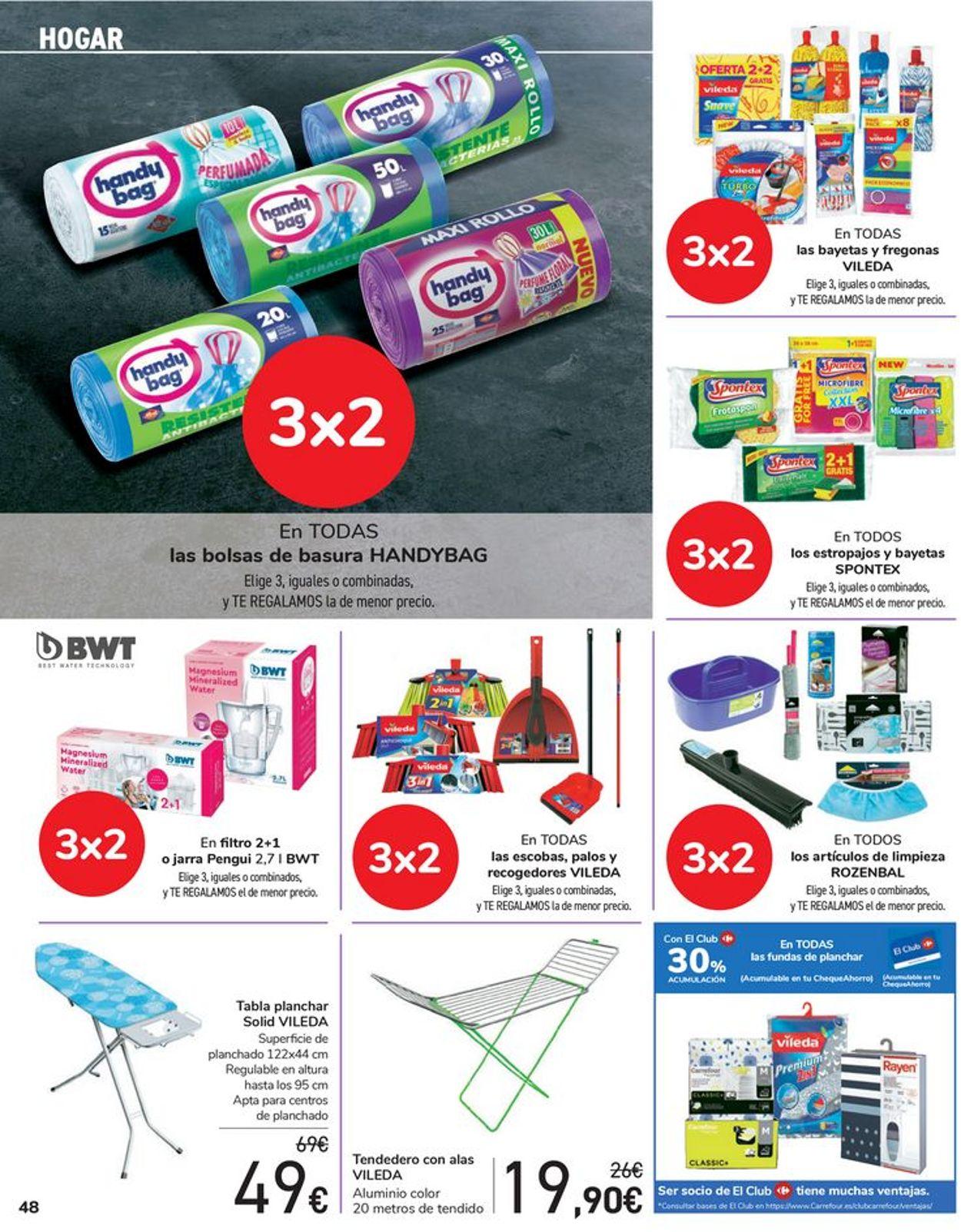 Carrefour Folleto - 24.02-11.03.2021 (Página 48)