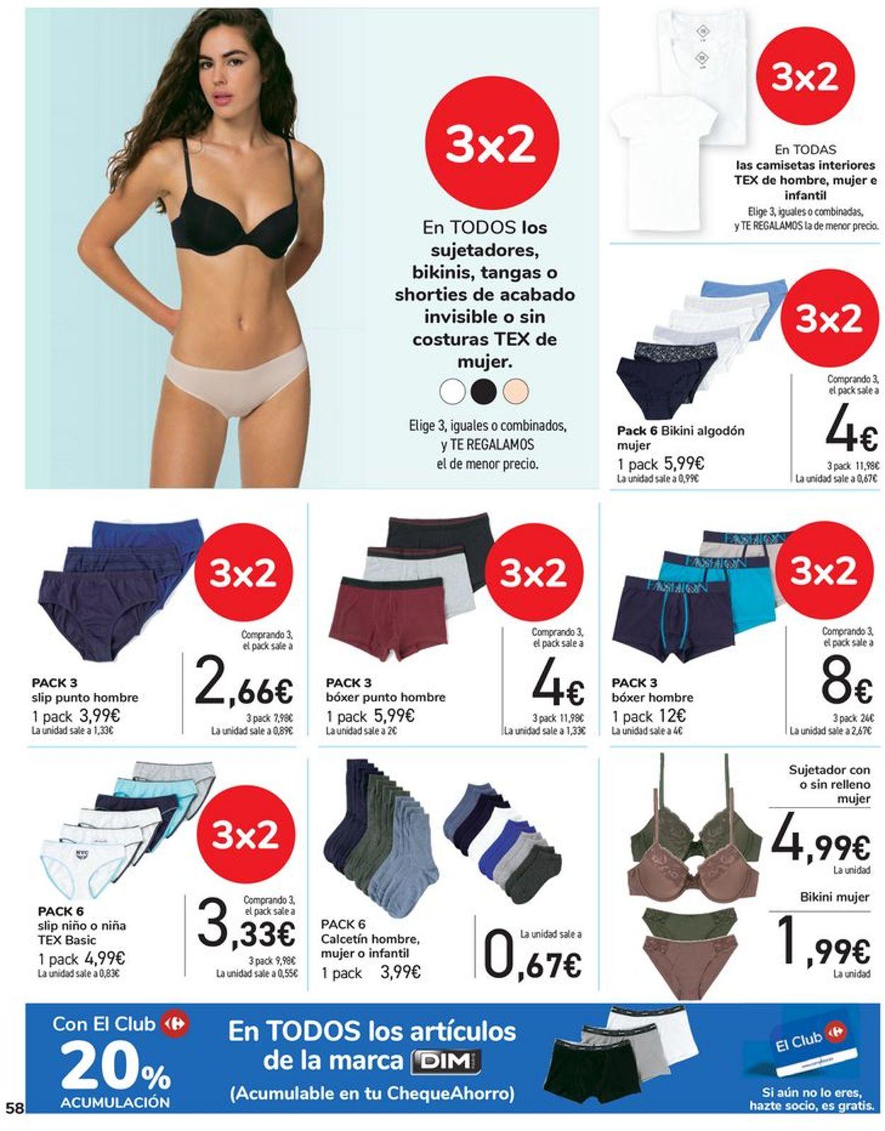 Carrefour Folleto - 24.02-11.03.2021 (Página 58)
