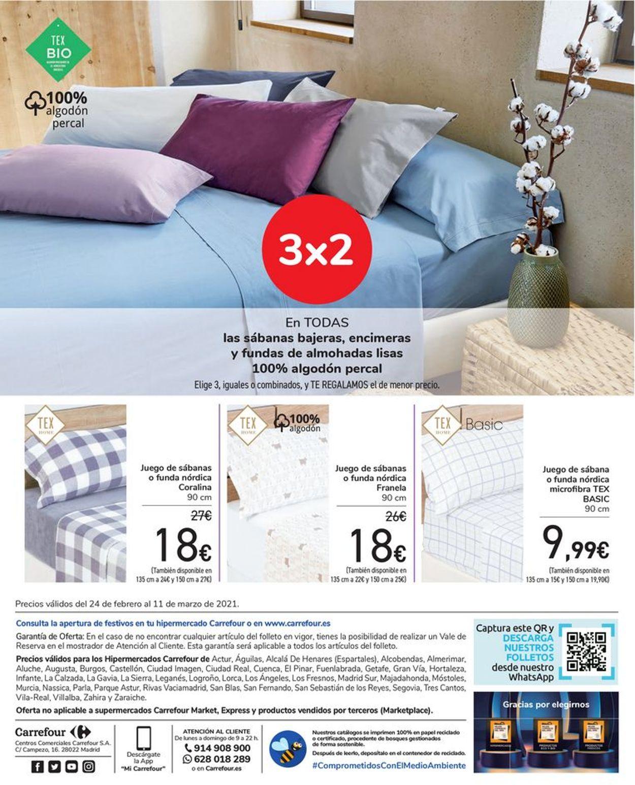 Carrefour Folleto - 24.02-11.03.2021 (Página 66)