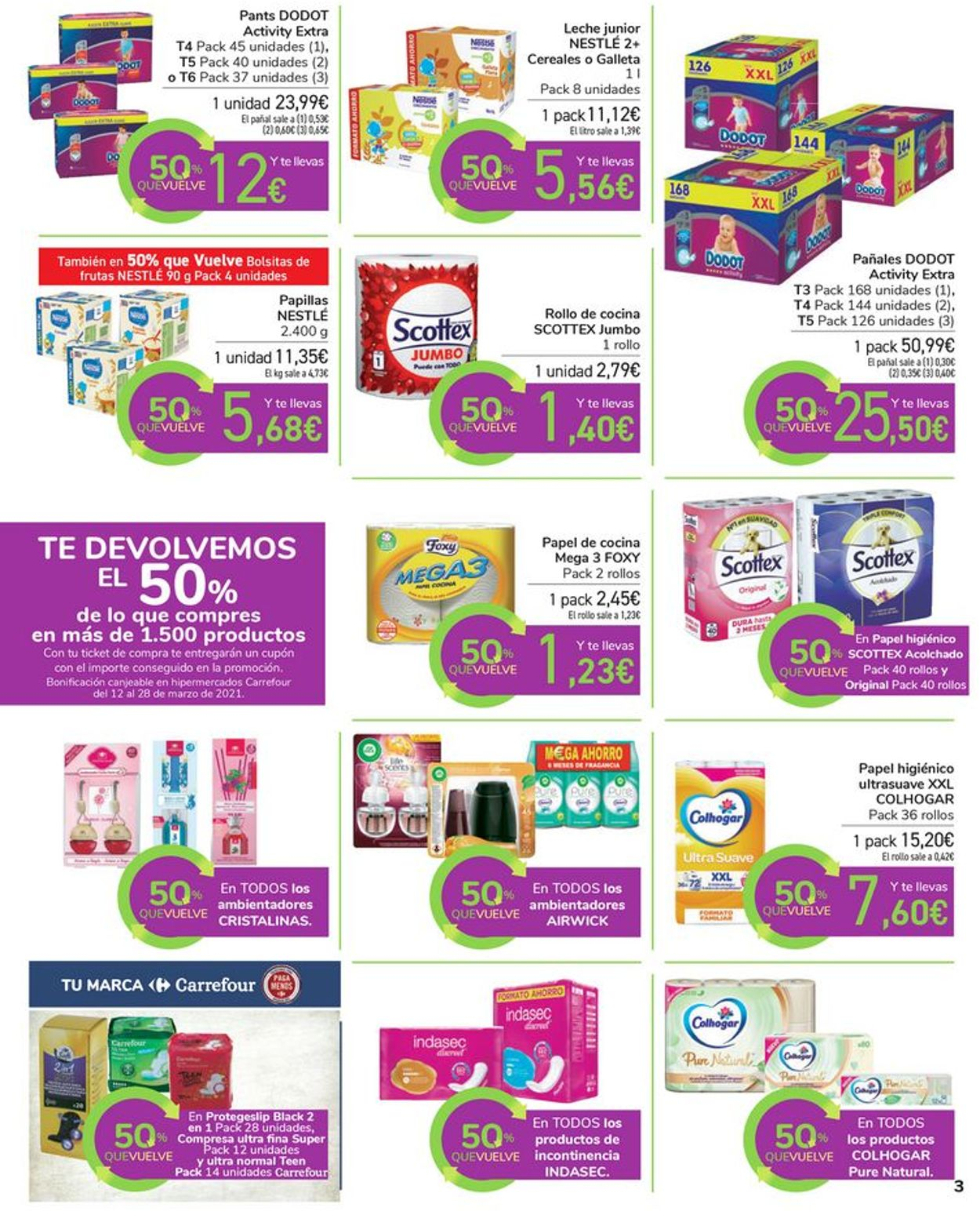 Carrefour Folleto - 24.02-11.03.2021 (Página 3)
