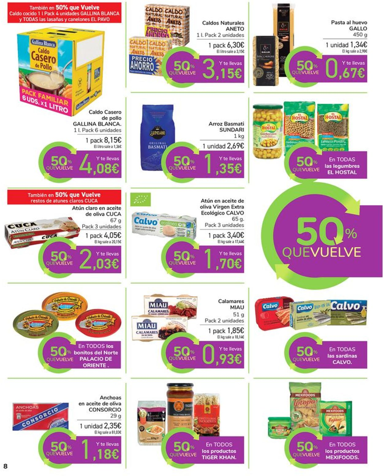 Carrefour Folleto - 24.02-11.03.2021 (Página 8)