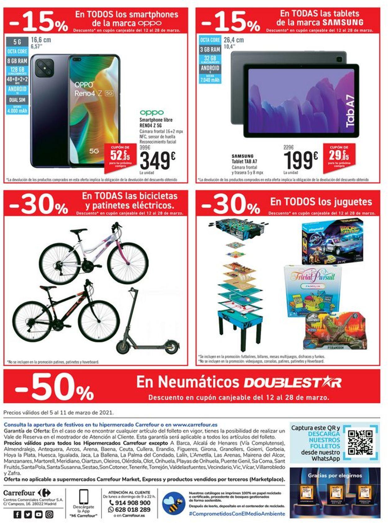 Carrefour Folleto - 05.03-11.03.2021 (Página 8)