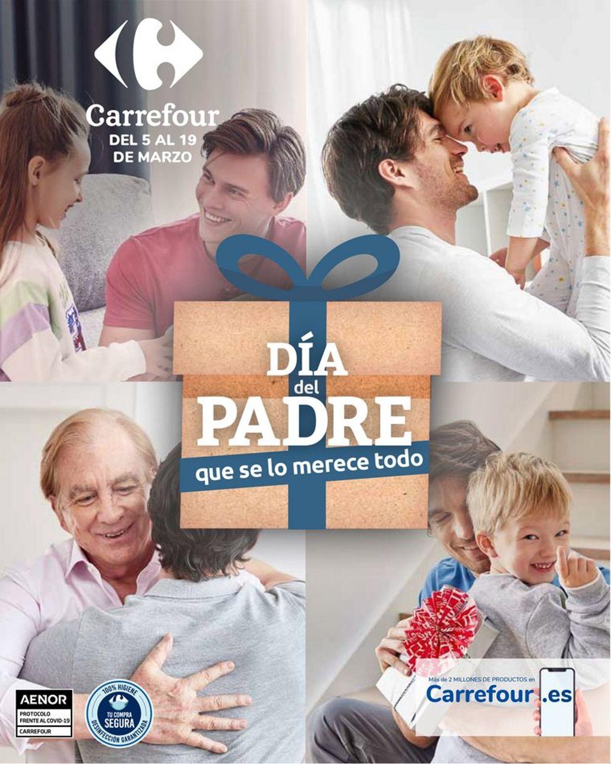 Carrefour Folleto - 05.03-19.03.2021