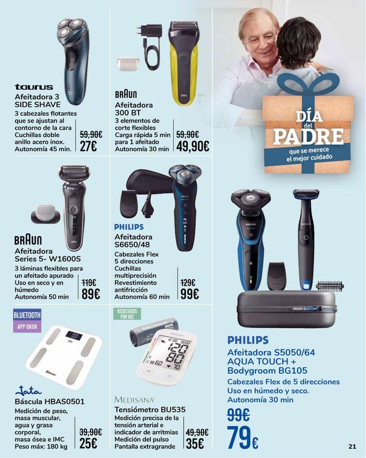 Carrefour Folleto - 05.03-19.03.2021 (Página 21)