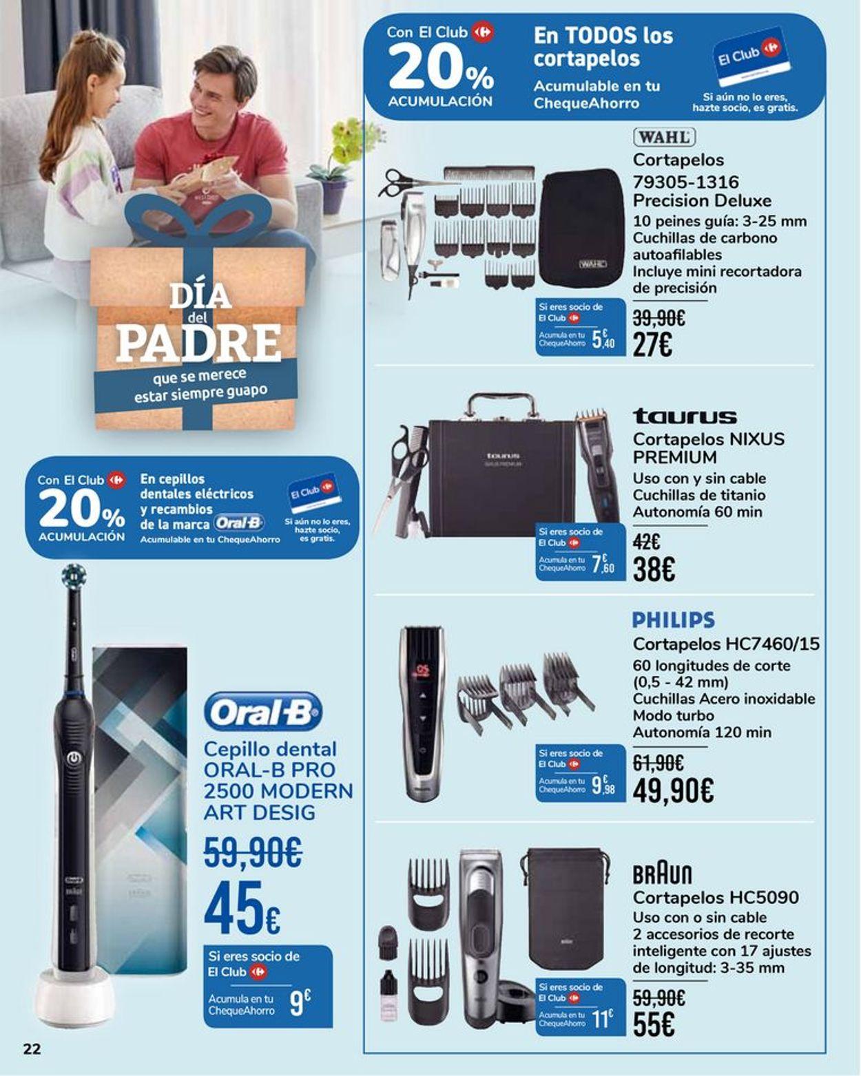 Carrefour Folleto - 05.03-19.03.2021 (Página 22)