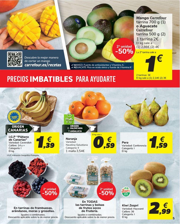 Carrefour Folleto - 12.03-23.03.2021 (Página 5)