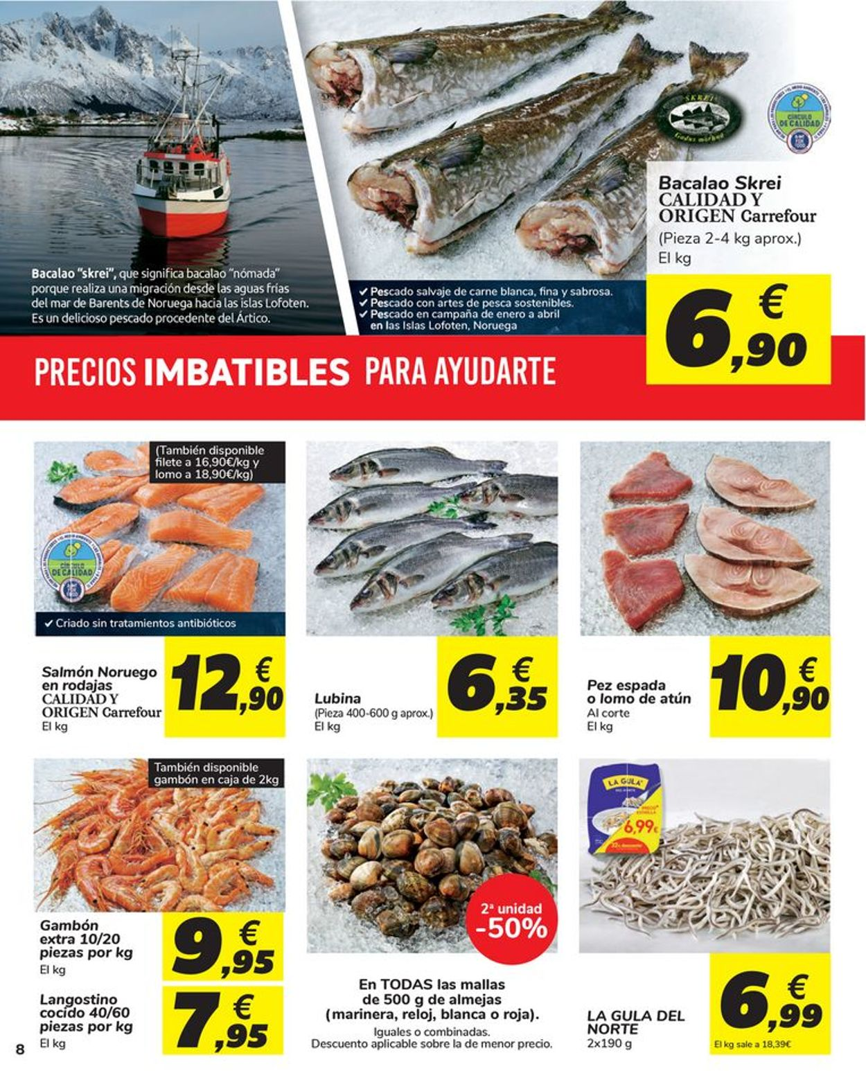 Carrefour Folleto - 12.03-23.03.2021 (Página 8)