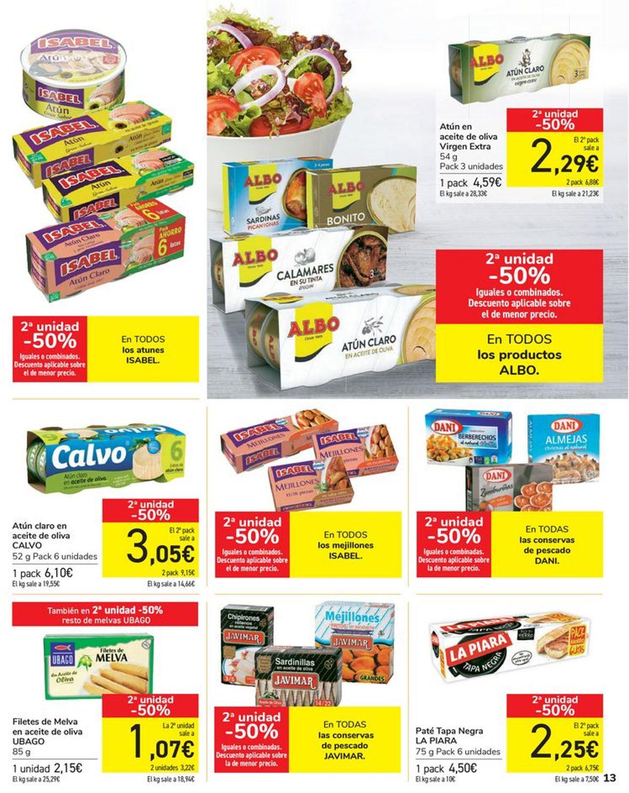 Carrefour Folleto - 12.03-23.03.2021 (Página 13)