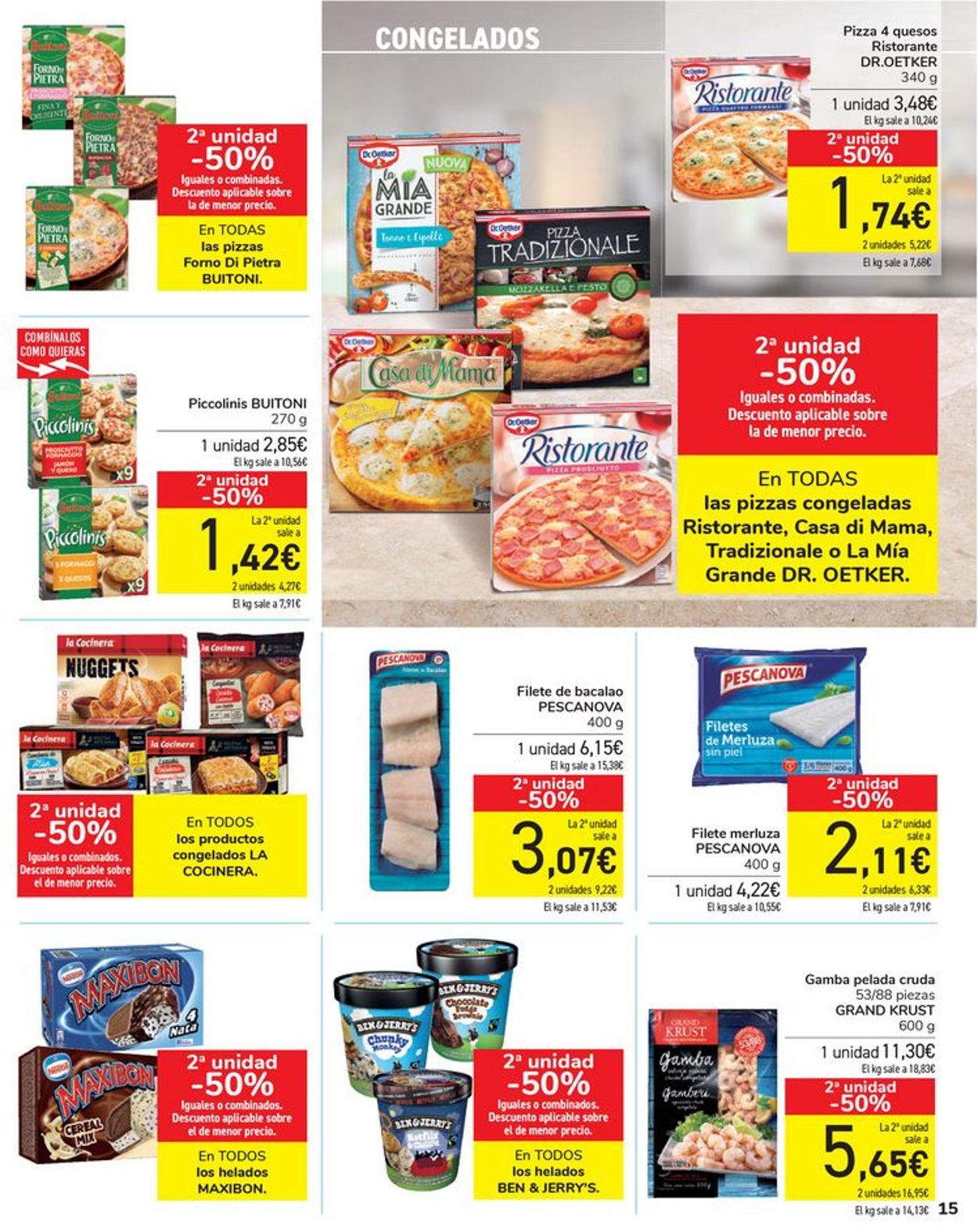 Carrefour Folleto - 12.03-23.03.2021 (Página 15)