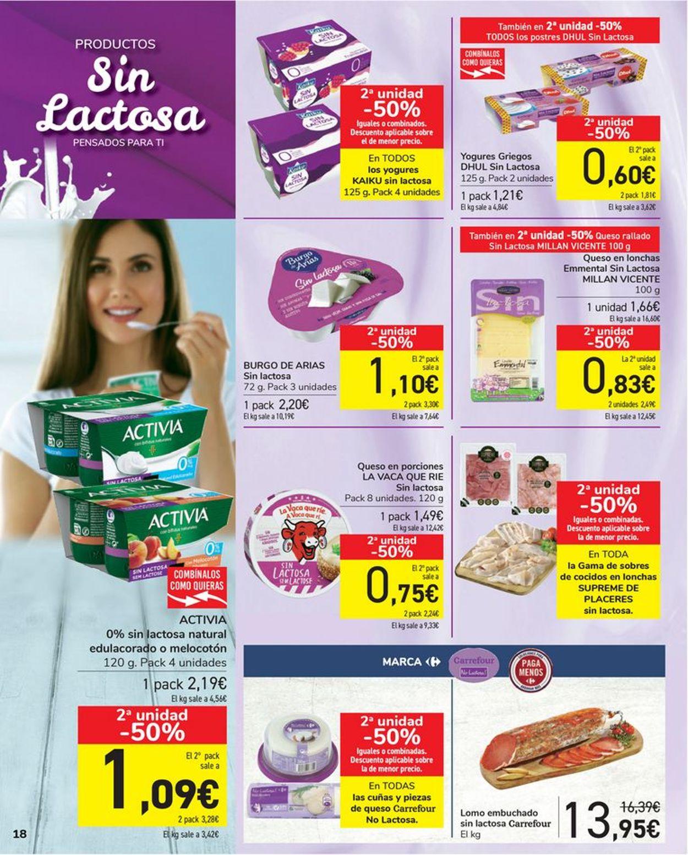 Carrefour Folleto - 12.03-23.03.2021 (Página 18)
