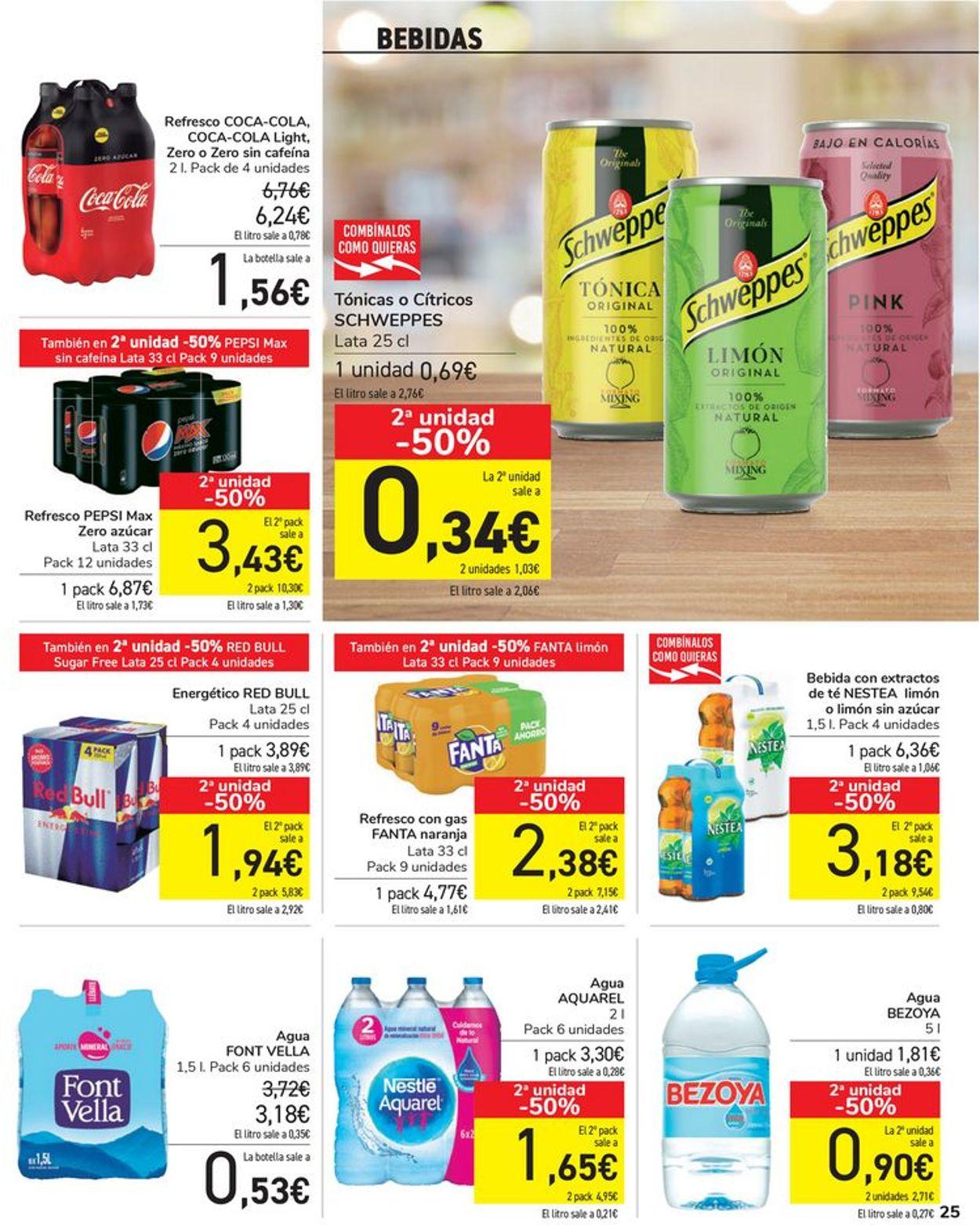 Carrefour Folleto - 12.03-23.03.2021 (Página 25)