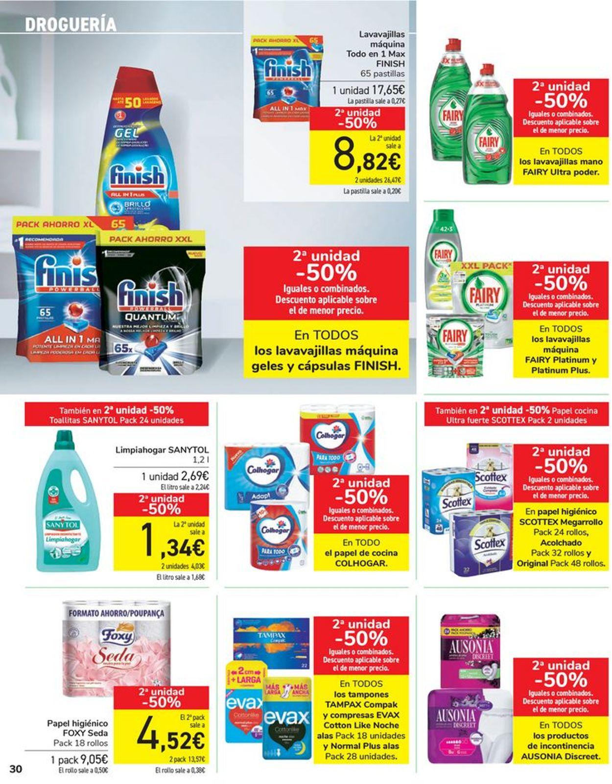 Carrefour Folleto - 12.03-23.03.2021 (Página 30)