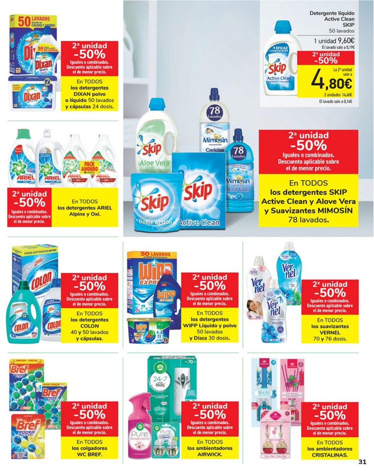 Carrefour Folleto - 12.03-23.03.2021 (Página 31)