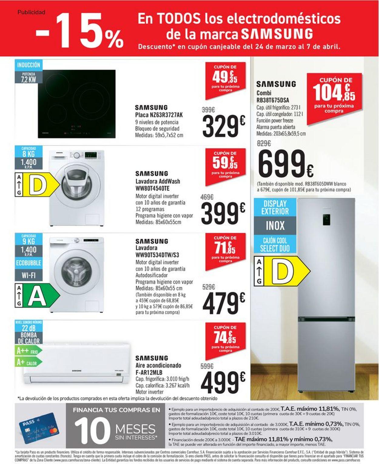 Carrefour Folleto - 12.03-23.03.2021 (Página 51)